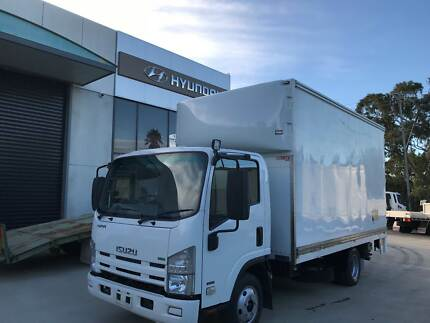 2012 Isuzu NPR200 CAR LICENCE PANTECH TAIL GATE Loader Walkley Heights Salisbury Area Preview