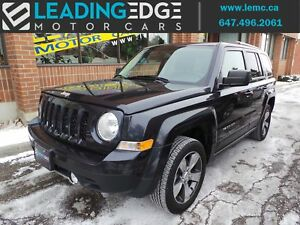 2016 Jeep Patriot Sport/North High Altitude, Leather, sunroof