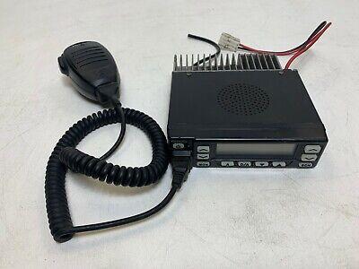 Kenwood Tk-863g-1 Uhf 25 Watt 450-490mhz Mobile Radio Mic