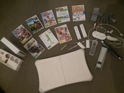 Selling Nintendo Wii! Belmont Belmont Area Preview