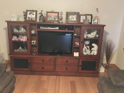 Solid Wood To Cabinet