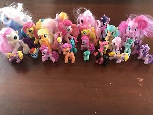 Set of 27 pony - sold as a package only