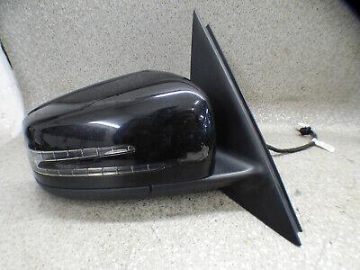 Außenspiegel R rechts schwarz 197 206Tkm Mercedes X204 GLK 220 CDI 10.1425.101