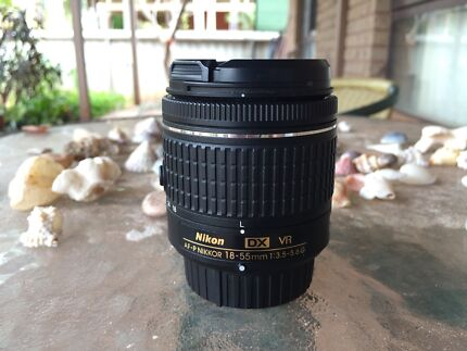 Nikon AF-P 18-55mm f3.5-5.6G VR