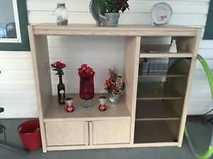 Cupboard/ Entertainment Center ONLY $5.00