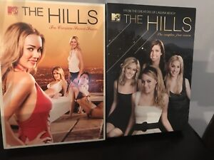 The Hills season 1 & 2 DVDs