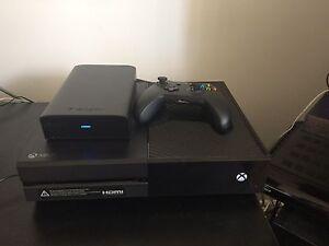 Xbox One + 60 jeux
