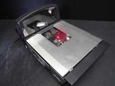 Used Nice Honeywell Stratos Ms2431-105s Barcode Scanner W Cable B