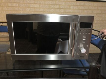 Smeg Convection Oven And Microwave