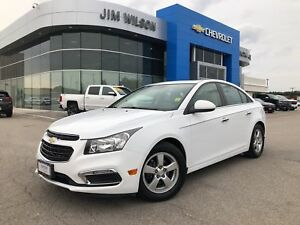 2015 Chevrolet Cruze LT AUTO LEATHER ROOF NAVIGATION!!!