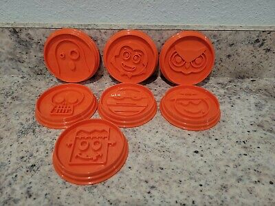 Pampered Chef Halloween Cookie Cutters Item #1598
