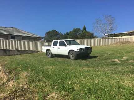 98 Holden rodeo turbo diesel 4x4 Maryland 2287 Newcastle Area Preview