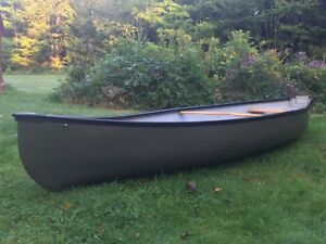REDUCED! 11ft Canoe with all the gear.  Recreation or Fishing!