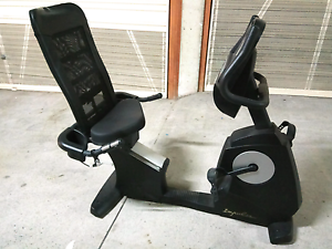 Commercial Grade Recliner Stationary Exercise Bike Recumbent Bike North Sydney North Sydney Area Preview
