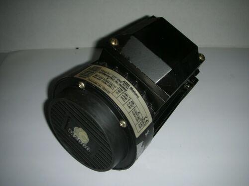ABB Desoutter Electric Motor MT63B14F75-2, 1848909, 325133, MT2000 3300RPM NOS!!