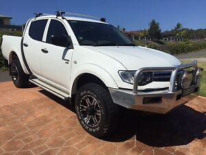 2010 Mitsubishi Triton Ute Pagewood Botany Bay Area Preview