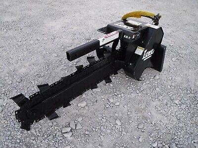 Lowe Xr7 36 X 6 Trencher Attachment Dirt Teeth Fits Toro Dingo Mini Skid Steer