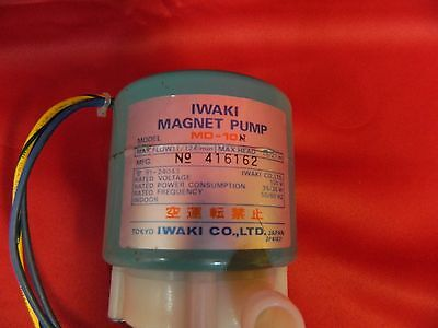 Iwaki Magnet Pump Assy Md-10n For Use With Hitachi 704 And 705