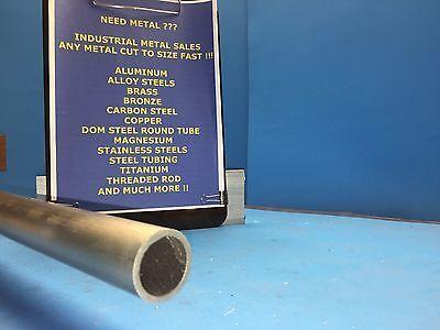 1-38 Od X 1-18 Id X 12.x 18 Wall 6061 T6511 Aluminum Round Tube