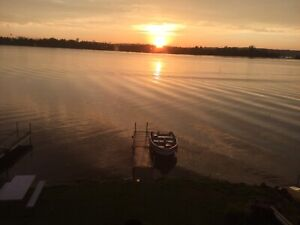 Rent your fishing boat on Rice lake