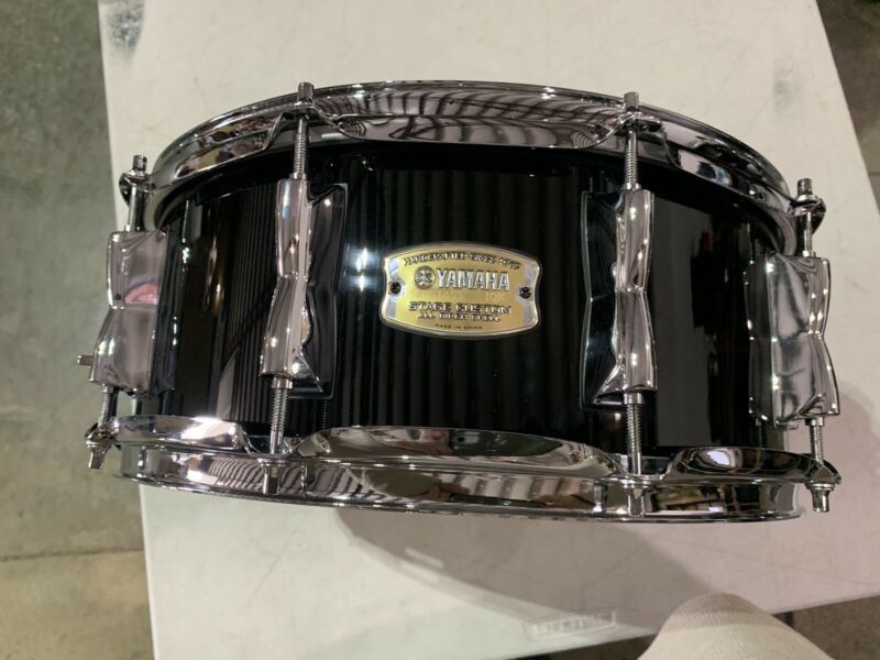 Yamaha Stage Custom 14 X 5.5 All Birch Snare Drum