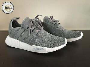 NEW Adidas NMD R1 (GREY) Carlton Melbourne City Preview