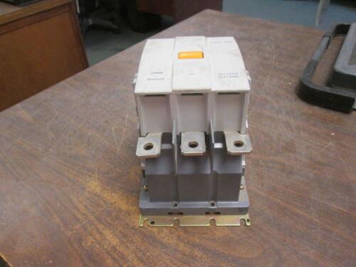 Benshaw Contactor RSC-220 100-240VAC/100-220VDC Coil 275A 600V Used