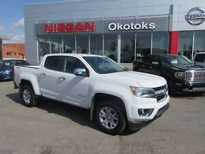 2017 Chevrolet Colorado LT HEATED LEATHER INTERIOR, REMOTE ST...