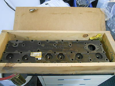 Caterpillar Cat 0339541 033-9541 Cylinder Head For Continental 6 Cylinder Engine