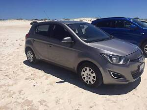 2013 Hyundai i20 Auto Hatchback (Regularly serviced and cleaned) Mount Hawthorn Vincent Area Preview