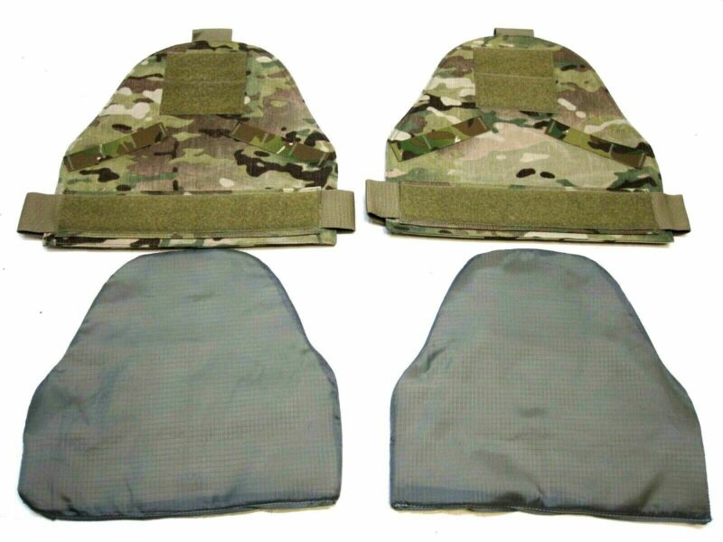 NEW ARMY OCP MULTICAM DAPS BODY ARMOR SHOULDER PROTECTION X-SMALL/SMALL
