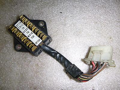Honda CB 550 Four K3 Sicherungskasten fusebox