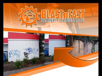 BlastnFast property maintenance-For all your maintenance needs