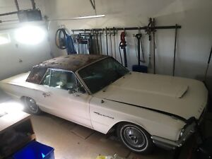 1964 Ford Thunderbird Landau project