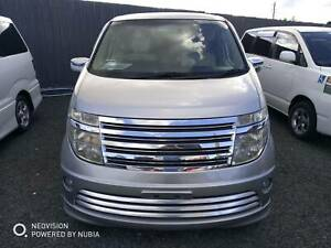 NISSAN ELGRAND E51 RIDER WITH 3 YEARS WARRANTY Yagoona Bankstown Area Preview