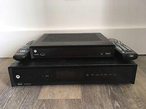 Shaw Gateway PVR & Portal Cable Box