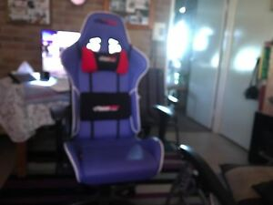 Computer chair RaceTec Warwick Southern Downs Preview