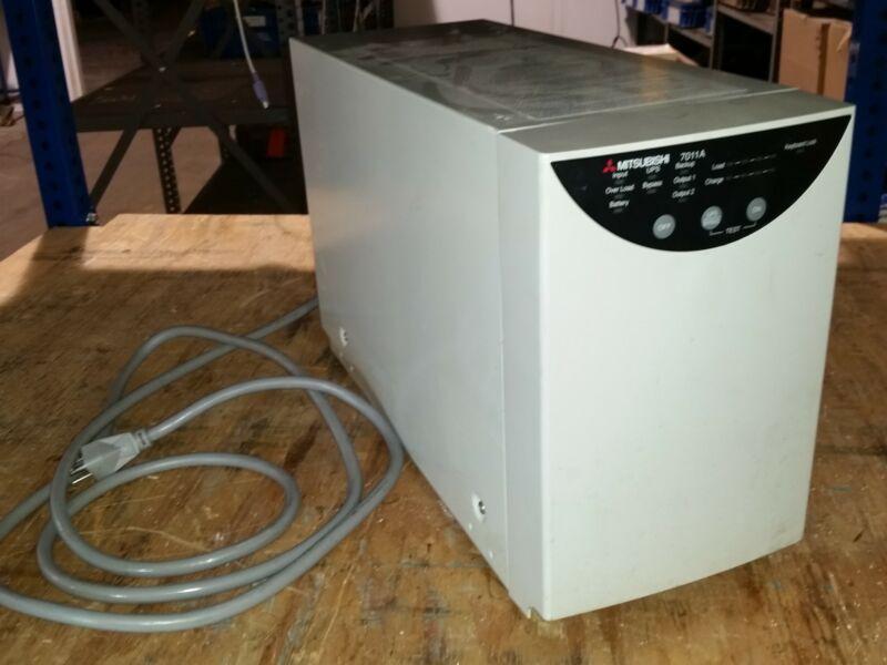 Mitsubishi Uninterruptible Power Supply 7011A