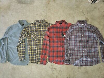 4x SMALL Magpul Men's Flannel DEVGRU TAD bit CAG Arcteryx 5.11 North Face Burton