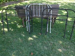 Wrought Iron Single Bed Ends with Rails Moree Moree Plains Preview