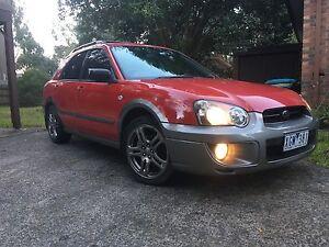 Subaru Impreza 2003 manual Ringwood East Maroondah Area Preview