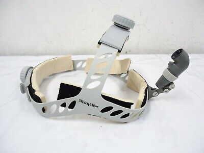 Welch Allyn 90240 Proxeon Surgical Headlight Cool Vent Headband W 90234 Light