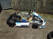 Ricciardo junior kart rolling chassis Warrnambool Warrnambool City Preview