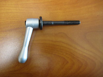 Milling Machine Part- Quill Lock Handle Assembly- 3vk Mp61176119