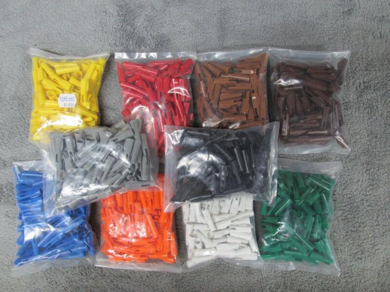 ORIGINAL MERCURY SPEED NOCKS, 100 pack, see description below for color & size