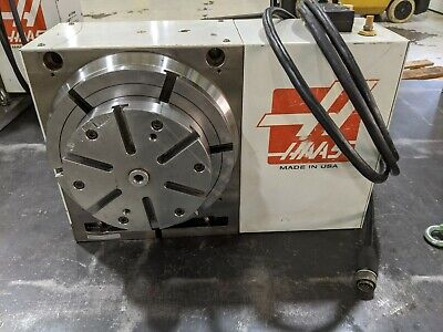 Haas Hrt310 9 4th-axis Rotary Table Very Clean