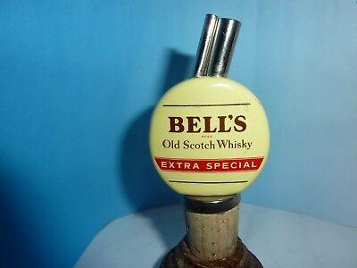 Alter Ausgießer Bell´S  - Bottle Stopper - Flaschenverschluss - Zierkorken