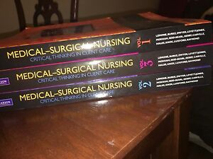 Medical-Surgical Nursing 3 Vol Pack (1st Ed) Eden Hill Bassendean Area Preview