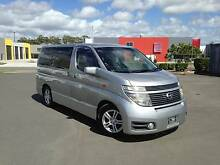 2002 Nissan Elgrand E51 Highway Star Arundel Gold Coast City Preview