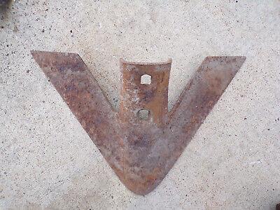 Lot Of 13 Cultivator Sweeps Shovels 14-16 Axe Steel Iron Yard Art Ratrods